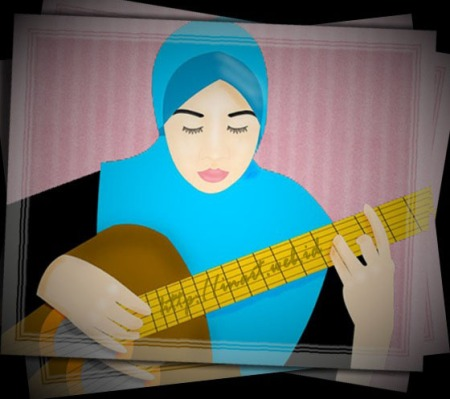 playingguitar
