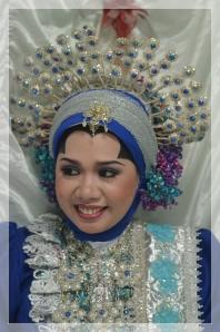 Pengantin Muslimah Bugis Makassar