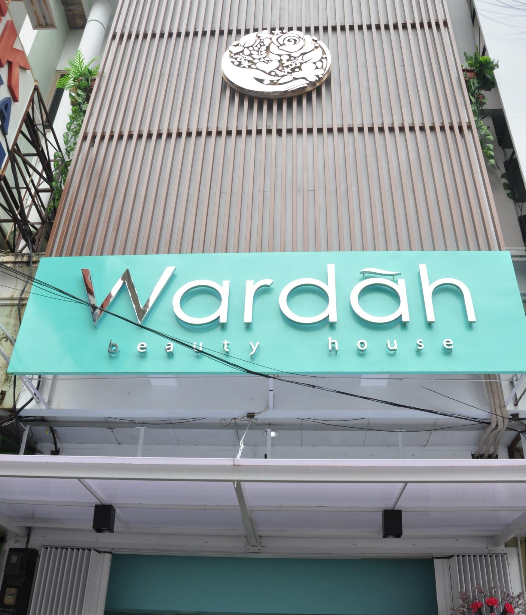wardah beauty house makassar