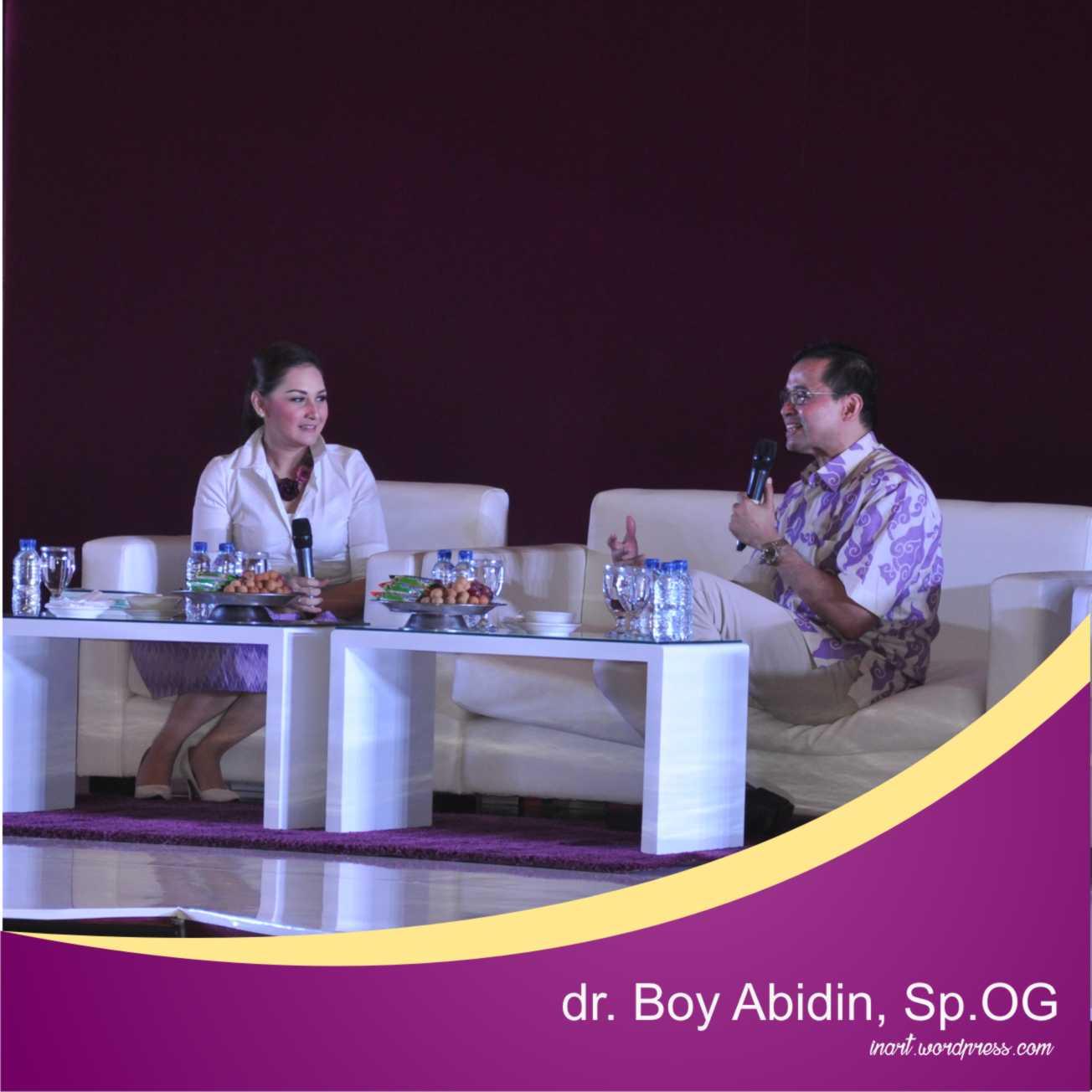 dr Boy Abidin