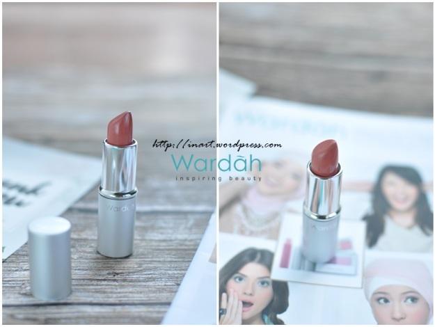 Lipstik Nude Terbaru Wardah 2016